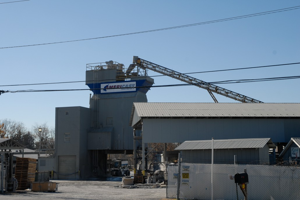 Exterior Industrial Painting